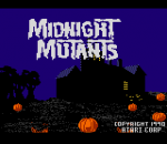 Midnight Mutants title screenshot