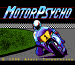 Motor Psycho title screenshot