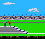 Summer Games title screenshot