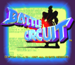 Battle Circuit title screenshot