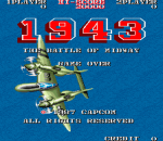 1943 title screenshot