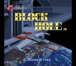Block Hole title screenshot