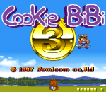 Cookie & Bibi 3 title screenshot