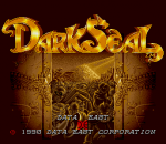 Dark Seal title screenshot