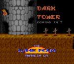 Dark Tower title screenshot