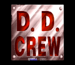 D. D. Crew title screenshot