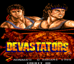 Devastators title screenshot