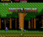 Ghosts'n Goblins title screenshot
