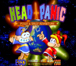 Head Panic title screenshot