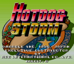 Hotdog Storm title screenshot