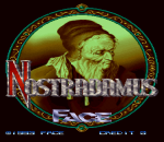 Nostradamus title screenshot