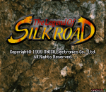 The Legend of Silkroad title screenshot