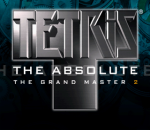 Tetris the Absolute The Grand Master 2 title screenshot