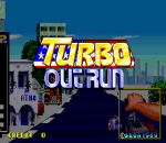 Turbo Out Run title screenshot