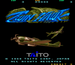 Twin Hawk title screenshot