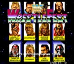 WWF WrestleFest title screenshot