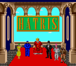 Hatris title screenshot