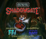 Beyond Shadowgate title screenshot