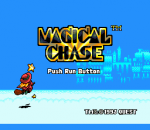 Magical Chase title screenshot