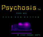 Psychosis title screenshot