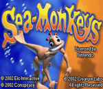 Amazing Virtual Sea-Monkeys, The title screenshot