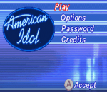 American Idol title screenshot