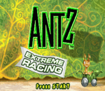 Antz - Extreme Racing title screenshot