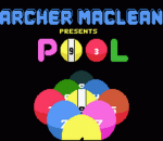 Archer Maclean's 3D Pool title screenshot