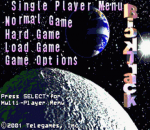 Back Track title screenshot
