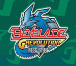 Beyblade G-Revolution title screenshot