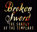 Broken Sword - The Shadow of the Templars title screenshot
