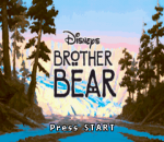 Brother Bear title screenshot