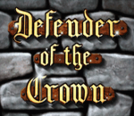 Defender of the Crown title screenshot