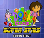 Dora the Explorer - Super Spies title screenshot