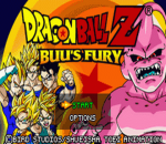 Dragon Ball Z - Buu's Fury title screenshot