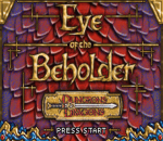 Dungeons & Dragons - Eye of the Beholder title screenshot