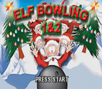 Elf Bowling 1 & 2 title screenshot