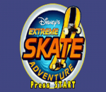 Extreme Skate Adventure title screenshot