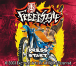 Freekstyle title screenshot