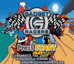 Gadget Racers title screenshot
