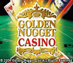 Golden Nugget Casino title screenshot