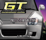GT Advance - Championship Racing title screenshot