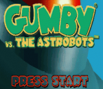 Gumby vs. the Astrobots title screenshot