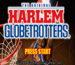 Harlem Globetrotters - World Tour title screenshot