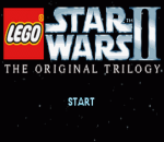 LEGO Star Wars II - The Original Trilogy title screenshot