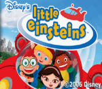 Little Einsteins title screenshot