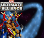 Marvel - Ultimate Alliance title screenshot