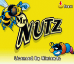Mr Nutz title screenshot