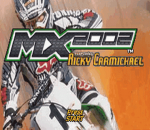 MX 2002 featuring Ricky Carmichael title screenshot