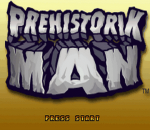 Prehistorik Man title screenshot